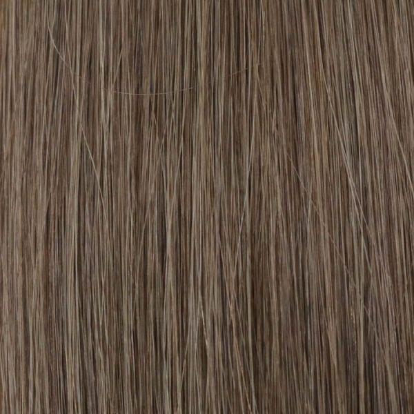Ash Nano Tip Hair Extensions