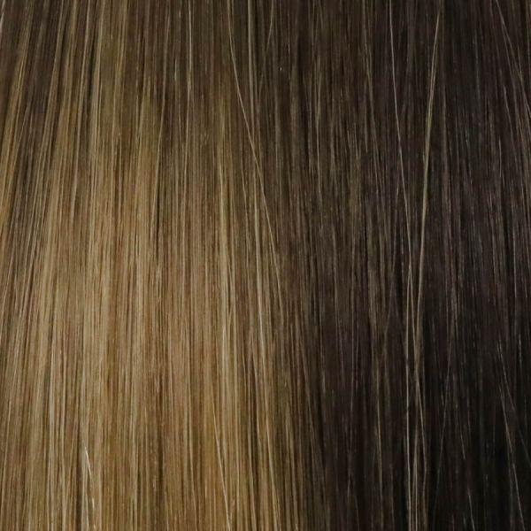 Bronde Fuse Nano Tip Hair Extensions