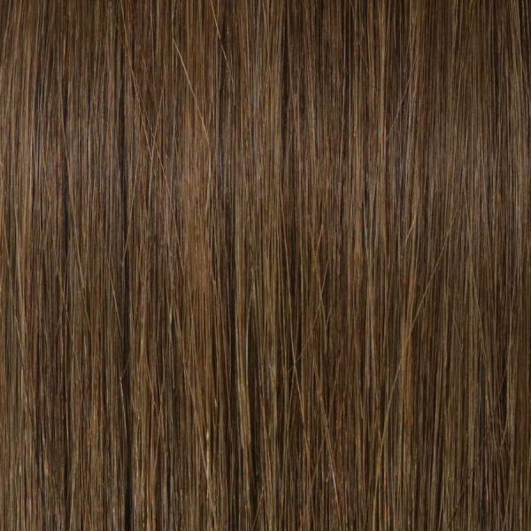 Caramel Nano Tip Hair Extensions