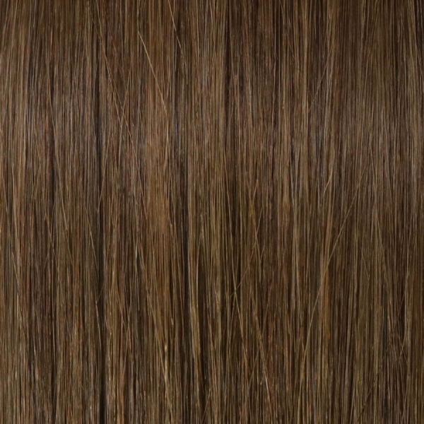 Caramel Clip-In Hair Extensions