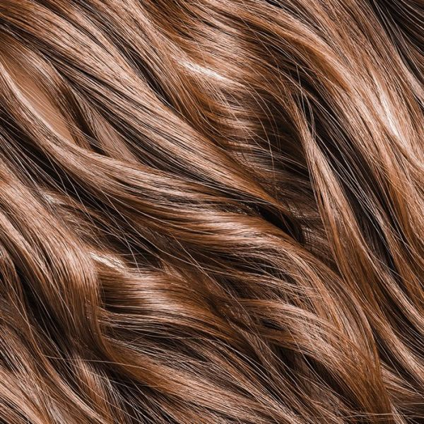 """Chocolate Brown Stick Tip Hair Extensions 18"""""""