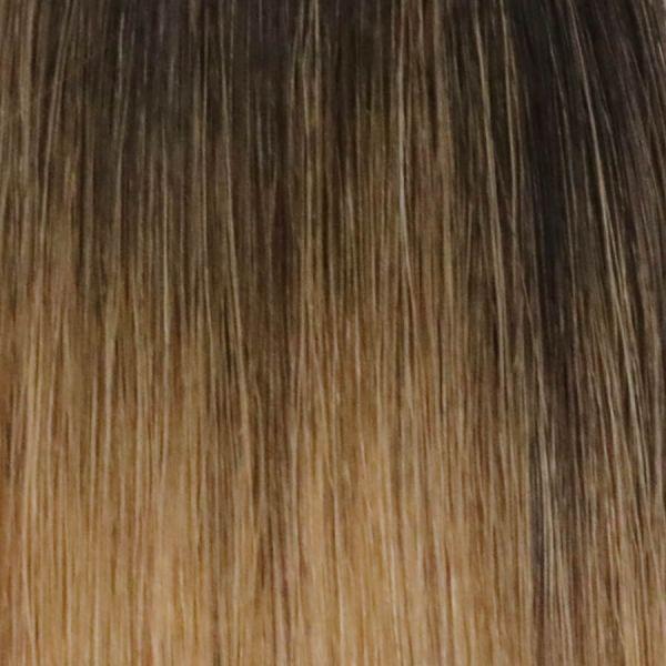 Espresso Melt Nano Tip Hair Extensions