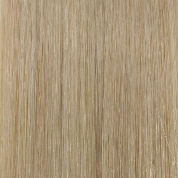 Golden Blonde Stick Tip Hair Extensions