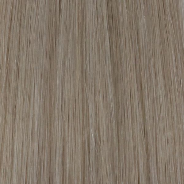 Grey Weft Hair Extensions