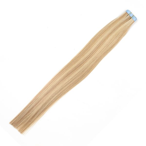 """Golden Stick Tip Hair Extensions 22"""" 150g"""