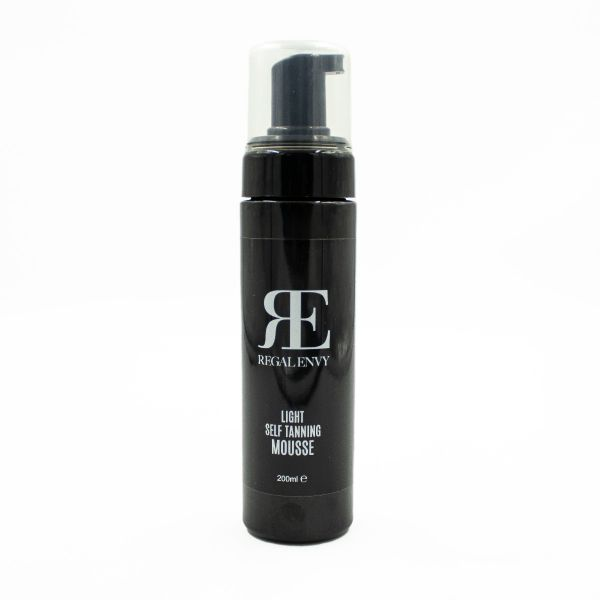 Light Tanning Mousse