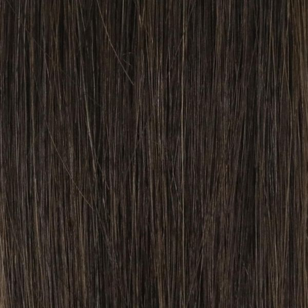 Nutmeg Nano Tip Hair Extensions
