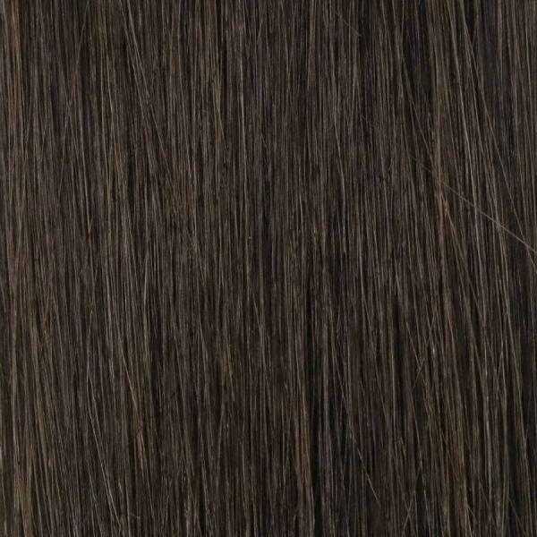 Oak Weft Hair Extensions