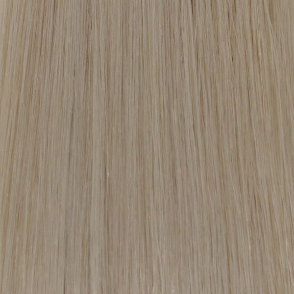 Pearl Blonde Stick Tip Hair Extensions