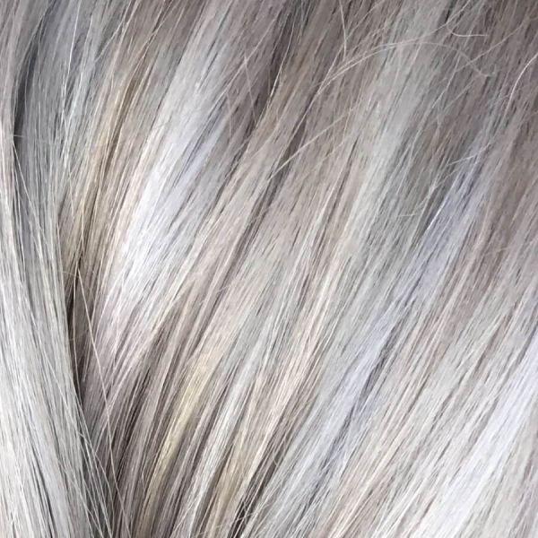 Platinum Weft Hair Extensions