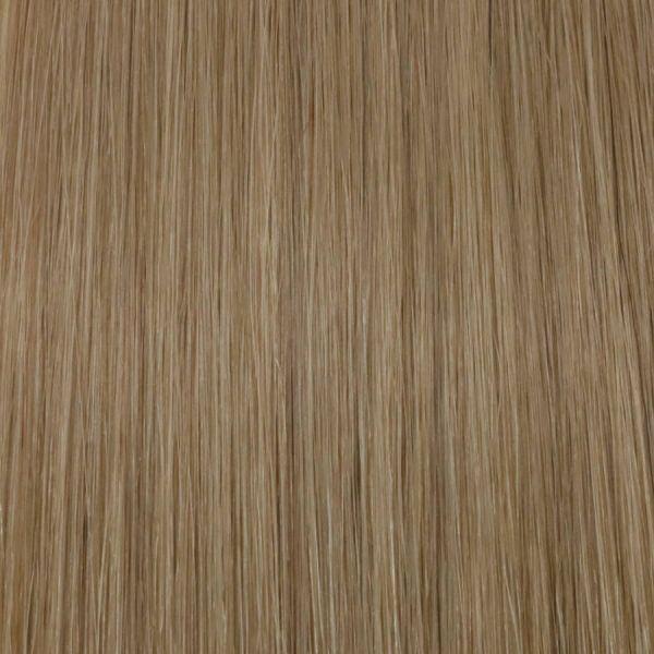 Sandy Brown Stick Tip Hair Extensions
