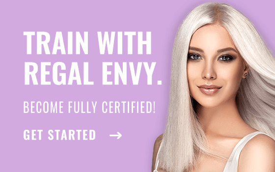 Train With Regal Envy. Become Fully Certified.